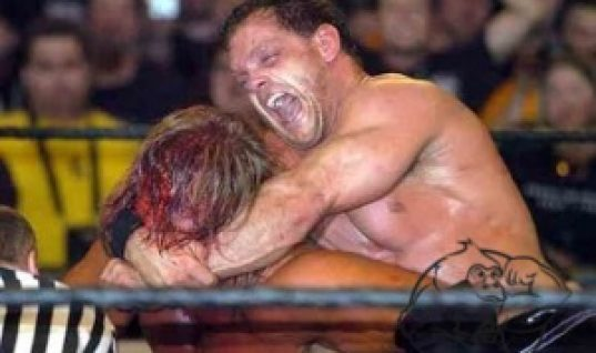 Chris Benoit wrestler