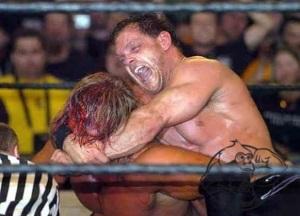 Chris Benoit wrestler