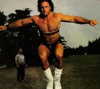 Lyle Alzado muscles