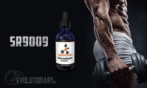 What is Stenabolic (SR9009)? A review of SR - Evolutionary org