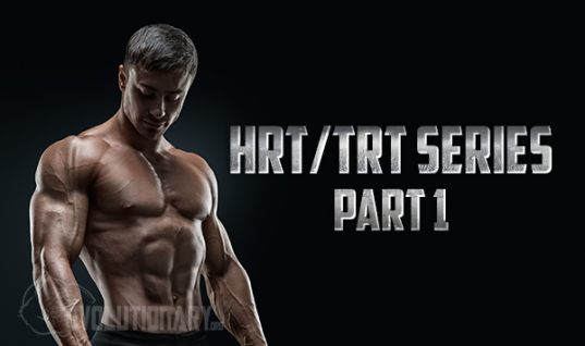 HRT TRT series – Part 1