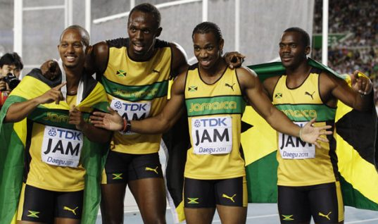 Usain Bolt Could Lose Olympic Gold Medal