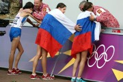 CAS Upholds Ban Of Russian Track And Field Team