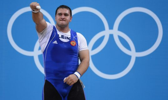 Russian Weightlifters Barred From Rio Olympics