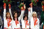 Russia Stripped Of 2008 Olympic Relay Gold Medal