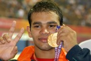 Doping Ban For Indian Olympic Wrestler
