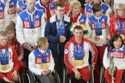 CAS Confirms Russian Ban From Paralympics For Doping