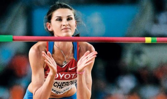 IOC Strips Chicherova Of Beijing Bronze Medal