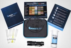 roidtest steroid kit