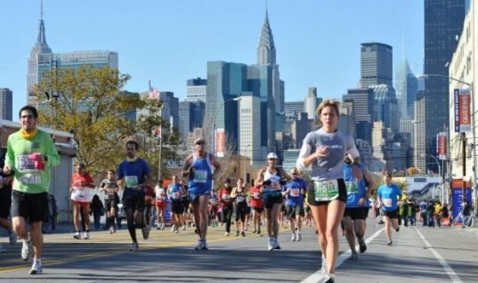 Russian Doping Reaches The NYC Marathon