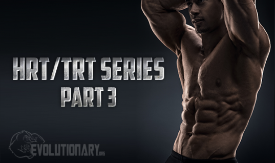 HRT/TRT series – Part 3