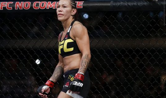 Cyborg Notified Of Potential Anti-Doping Violation
