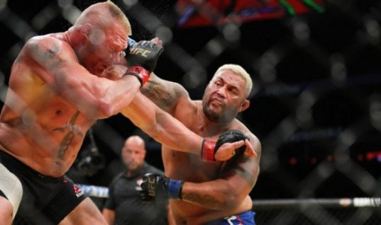 Mark Hunt Attempts To Overhaul UFC Drugs Policy