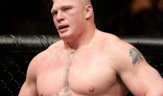 Brock Lesnar Banned For One Year From UFC