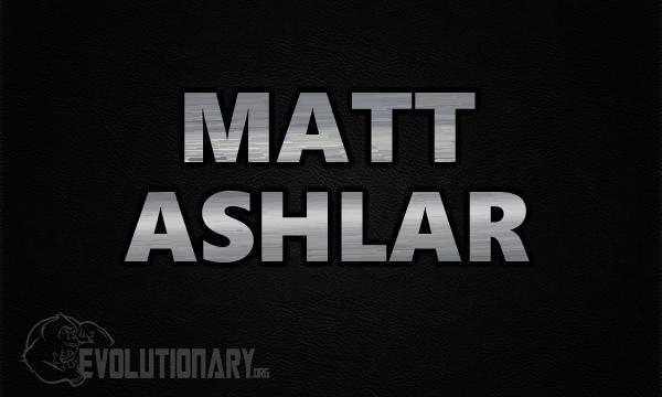 MATT ASHLAR