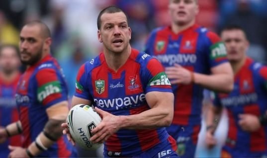 Newcastle Knights Mullen Suspended In Steroid Scandal