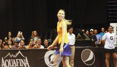 Maria Sharapova To Make Comeback In Stuttgart