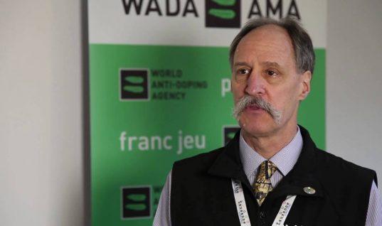 NADOs CEO Joseph de Pencier
