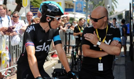 Team Sky Boss Brailsford Under Intense Pressure