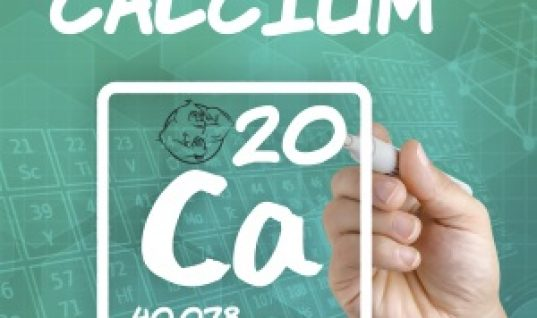Symbol for the chemical element calcium
