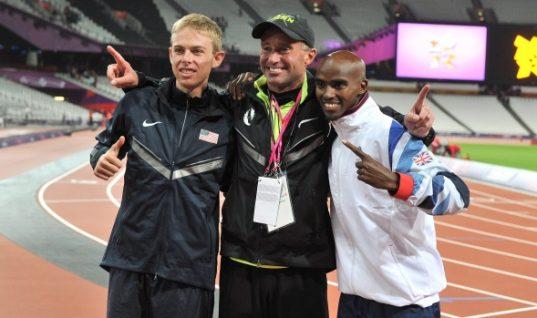 Mo Farah Denies Breaking Anti-Doping Rules