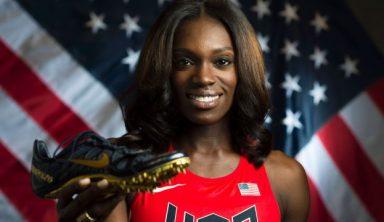 Olympic Gold Medalist Harper-Nelson Banned