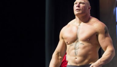 Brock Lesnar Announces Retirement From UFC