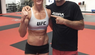 Cyborg 'Needs To Stay Clean For A Year', Says Holm Coach