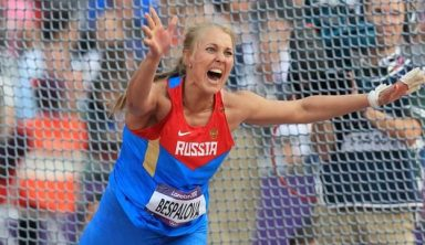 IOC Bans 3 Russian Athletes