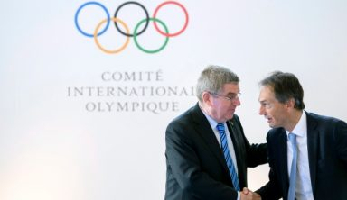 IOC Accused Of 'Confusing' Anti-Doping Messages