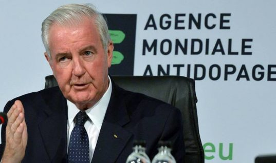 More Whistleblowers Are Approaching WADA, Says Reedie