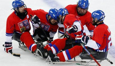 Czech Para Ice Hockey Player Banned