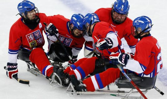 Czech Para Ice Hockey Player Banned