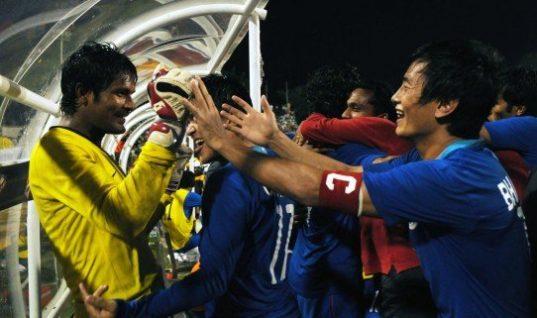 Indian Goalkeeper Fails Dope Test