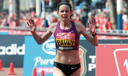 Jo Pavey Opens Up On Doping Frustrations