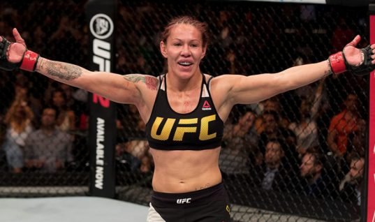Cyborg Challenges Germaine de Randamie To July Bout