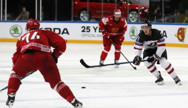 Belarus Ice Hockey Team Search Part Of Fight Against Doping