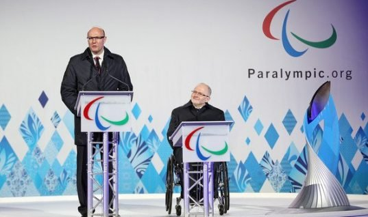 Russia Gets Winter Paralympic Warning Over Doping