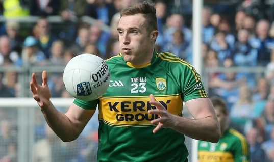 Intercounty Footballer Fails Drugs Test