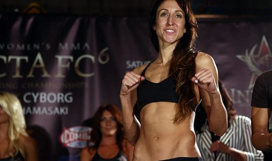 UFC Strawweight Flagged For Potential Doping Violation