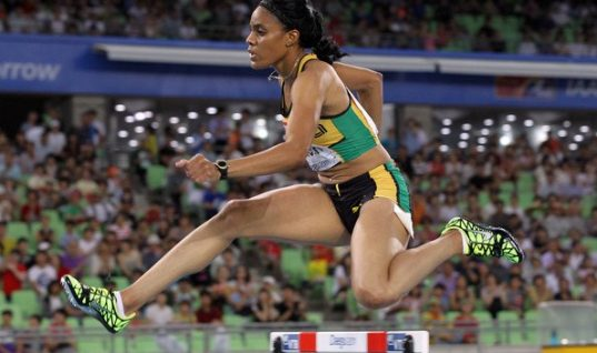 Kaliese Spencer Cleared Of Anti-Doping Rule Violation