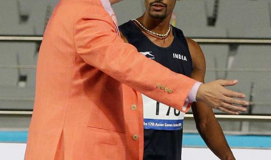 Top Indian Athlete Banned For Doping