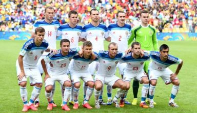 Doping Investigation Into Russian Football Players Confirmed