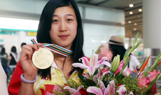 Chinese Modern Pentathlete Stripped Of Fourth Place Finish For Doping