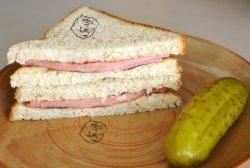 Bologna Sandwich gregg valentino