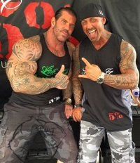 rich piana Jerry Ward
