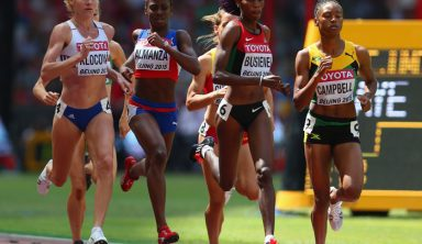 Jepkosgei Issues Statement In Response To Fancy Bears Doping Report