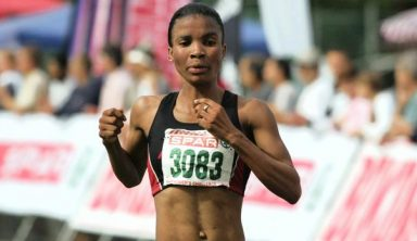 Top SA Runner Banned For Eight Years