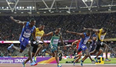 Gatlin's Agent Slams Coe And IAAF