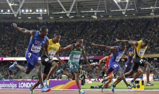 Gatlin's Agent Slams Coe And IAAF
